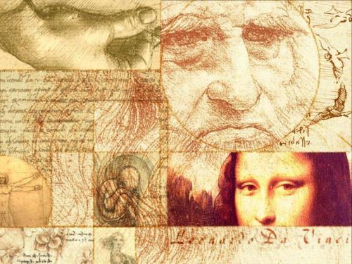 da-Vinci-collage